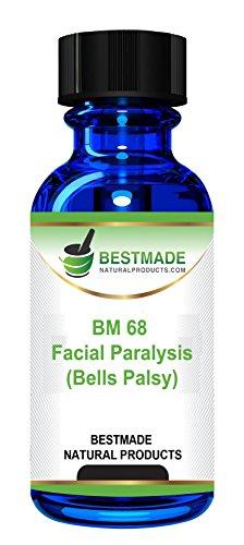 Facial Paralysis (Bells Palsy) Natural Remedy BM68