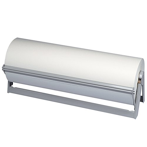 """Aviditi NP1290 100 Percent Recycled Paper Newsprint Roll, 1750' Length x 12"""" Width, White supplier"""