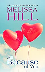 All Because of You (Lakeview Contemporary Romance Book 2)