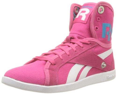 Reebok Klassieke Dames Top Down Snaps Txt Hi Sneakers Sneakers Voor De V55473 Sneakers