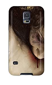 Fashion Tpu Case For Galaxy S5- Vampire Defender Case Cover