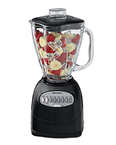 Oster 6684 12-Speed Blender, Black (Renewed)