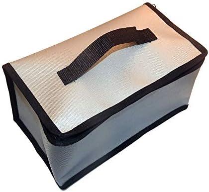 リポバッテリーセイフティーガードバッグ(26x13x15cm)