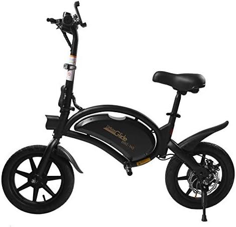 """Urban Glide E-Bike 140 Negro Aluminio 35,6 cm (14"""") Litio 15 kg - Bicicletas eléctricas (Litio, 6 Ah, 18 km, 36 V, 5 h, 15 kg)"""