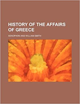 History of the Affairs of Greece