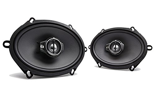 Kenwood kfc-c5795ps Oval 3-Way Car Speakers 320W car speaker–3-way, 320W, 80W, 4Ω, 88dB, Ferrite) 320W 80W 4Ω 88dB