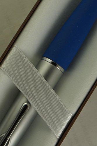 Cross Satin Barrel and Vapor Blue Comfort Grip Writer's 0.7MM Pencil ()