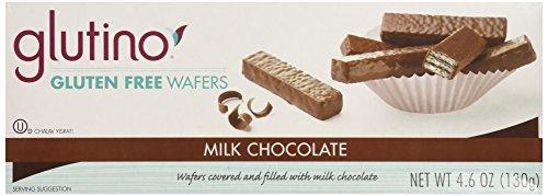 Glutino, Wafers, Chocolate, 4.6 oz Glutino Milk Chocolate