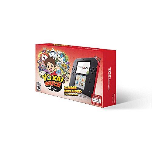 Nintendo Yo Kai Watch Bundle 2DS Red