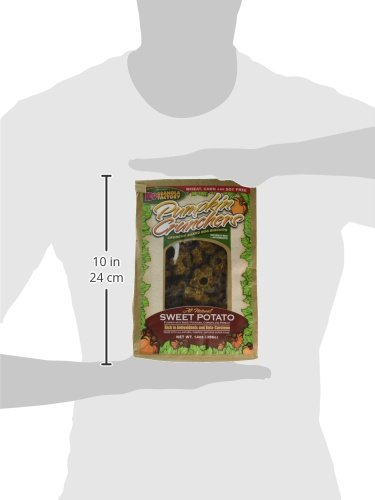 Image of K9 Granola Factory Pumpkin/Sweet Potato With Carrot And Parsley Crunchers, 14 Ounces Per Pack