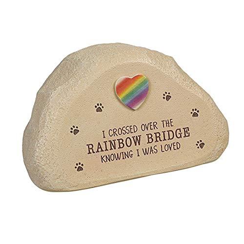 Grasslands Road Rainbow Bridge Stone ()