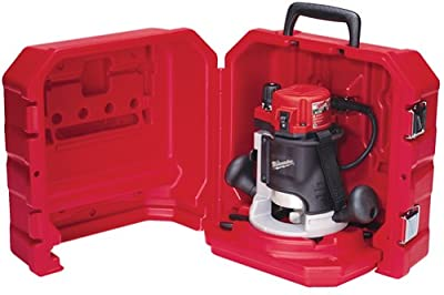Milwaukee 5615-21 1-3/4 Max-Horsepower BodyGrip Router Kit