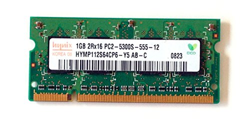 (HY / Modern 1GB 2RX8 PC2-5300S-555-12 notebook original memory DDR2 667)
