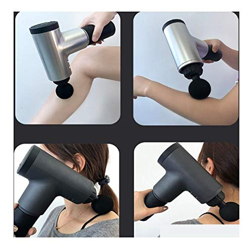 Massageador Profissional Massage Gun Pistola Fascial Gun 320