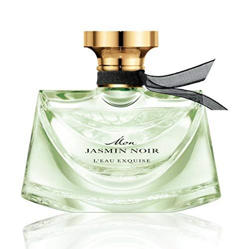 Bvlgari Mon Jasmin Noir L'eau Exquise Eau de Toilette Spray for Women 2.5 (Jasmin Noir Edp Spray)
