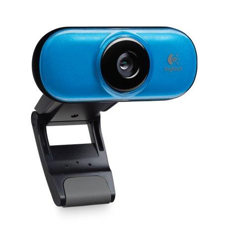 Logitech Webcam C210 BLUE