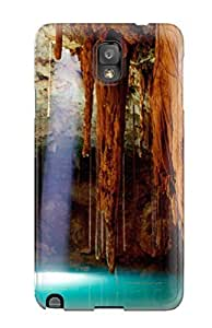 New Cute Funny Cave Case Cover/ Galaxy Note 3 Case Cover