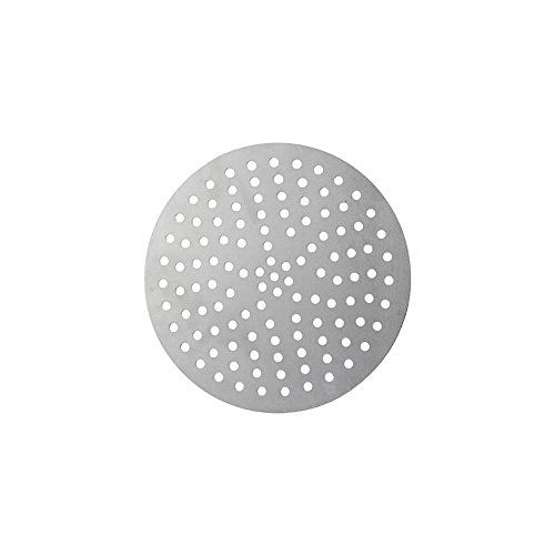 Allied Metal PD14 Hard Aluminum Perforated Pizza/Baking Disc, 14-Inch