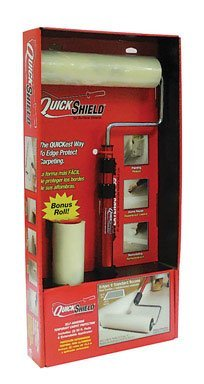 Quick Shield Self Adhering Temporary Carpet Protection by Quick Sheild
