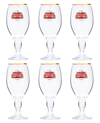 Stella Artois 6 Pack Original Chalice