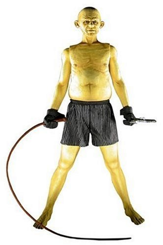 Sin City Series 1 Yellow Bastard (Serious) Action Figure