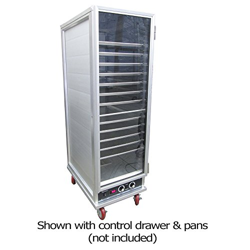 Proofer Cabinet (Adcraft PW-120C Full Size Heater Proofer Cabinet Only, Holds (36) 18