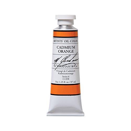 m-graham-artist-oil-paint-cadmium-orange-125oz-37ml-tube