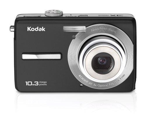 Kodak Easyshare M1063 10.3 MP Digital Camera with 3xOptical Zoom (Black)