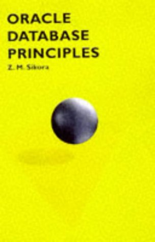 Oracle Database Principles (Macmillan Computer Science)