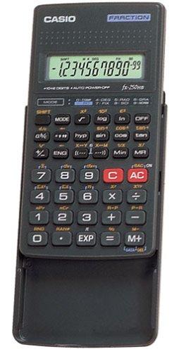 amazon com casio fx250hc basic scientific calculator calculadora rh amazon com Scientific Calculator Casio FX 570 casio fx-300ms scientific calculator manual