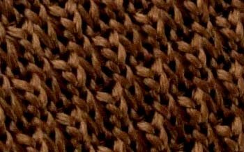 Michelsons of Tie Brown Silk London Knitted 6zTnw7qc6