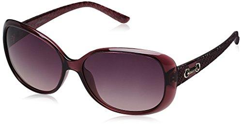 womens P8430 Rectangular Sunglasses Polaroid UBkuaS5SCu