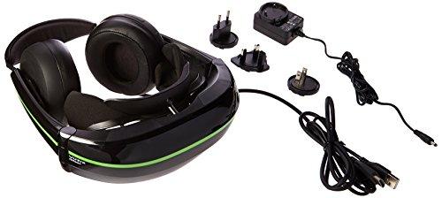 UPC 187774000891, Vuzix 412T00011 iWear Video Headphones