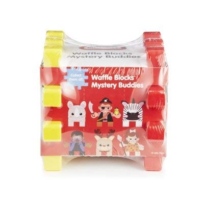 - Waffle Blocks Mystery Buddies Surprise Pack Series 1