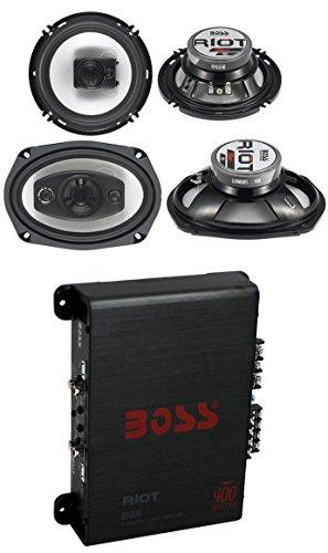 Boss R94 500W 300W Speakers