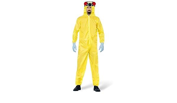 Breaking Bad – Heisenberg bergs Traje de protección Disfraz ...
