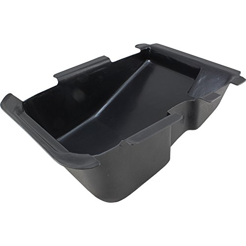Kage Honda Ruckus Under Seat Storage Container and Cargo Bin Lowered Drop Seat Tray
