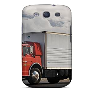 Hot Snap-on 1957 Ford C600 Hard Cover Case/ Protective Case For Galaxy S3