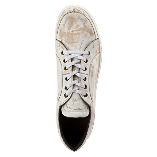 Hardy Heren Christian Fashion Sneakers Vies Wit