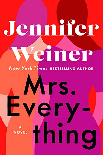 Book Cover: Mrs. Everything: A Novel