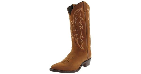 eb2a1aba332 Justin Boots Men's U.S.A. 13