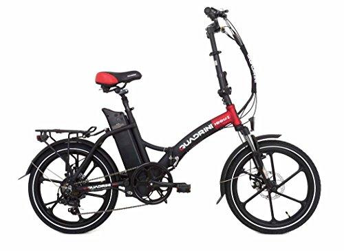 Bicicleta eléctrica QUADRINI