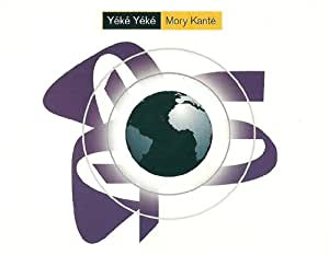 Mory kante yeke yeke 1995 dancefloor remixes house for House music 1995