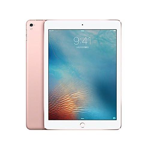 Apple iPad Pro 9.7インチ Retinaディスプレイ Wi-Fiモデル MM192J/A 128GB ローズゴールド MM192JA