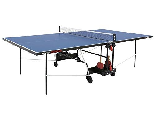 Stiga Tischtennistisch Winner Outdoor, blau, 222.7010/St