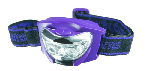 lucky-bums-youth-kids-white-light-red-light-portable-comfortable-lightweight-led-head-lamp-purple