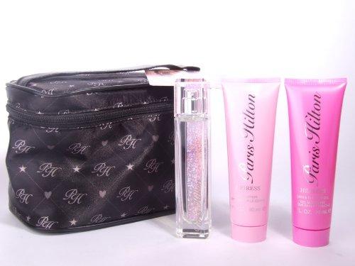 Paris Hilton Heiress Gift Set 1.7oz (50ml) EDP + 3.0oz (90ml) Body Lotion + 3.0oz (90ml) Shower Gel