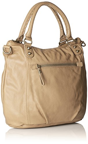 0023 Top Vintag Greta6 handle Berlin stone Bag Liebeskind Women's Beige xzwZqaz41
