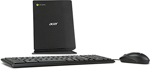 2. Acer Chromebox CXI2-i38GKM Desktop with Keyboard and Mouse