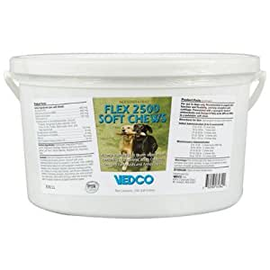 Flex 2500 Soft Chews - 240 ct - Joint Health for Dogs